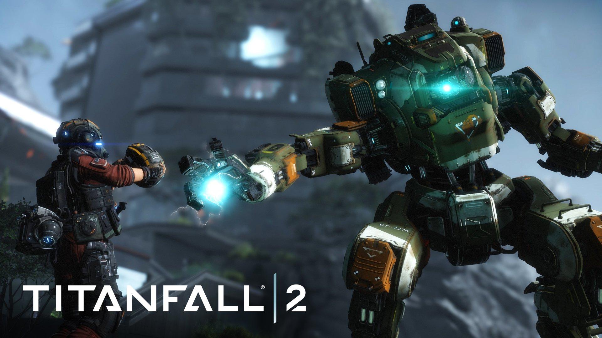 Váš Titán v singleplayeru Titanfallu 2 má vlastní charakter 132235