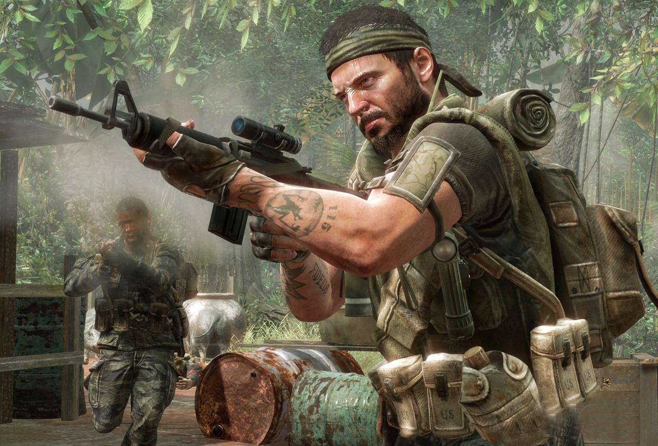 Call of Duty: Black Ops – válka si nevybírá 13224