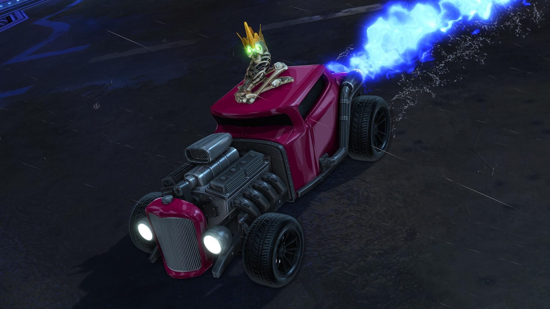 Team Fortress 2 a Rocket League se tento týden dočkají halloweenské tématiky 132261