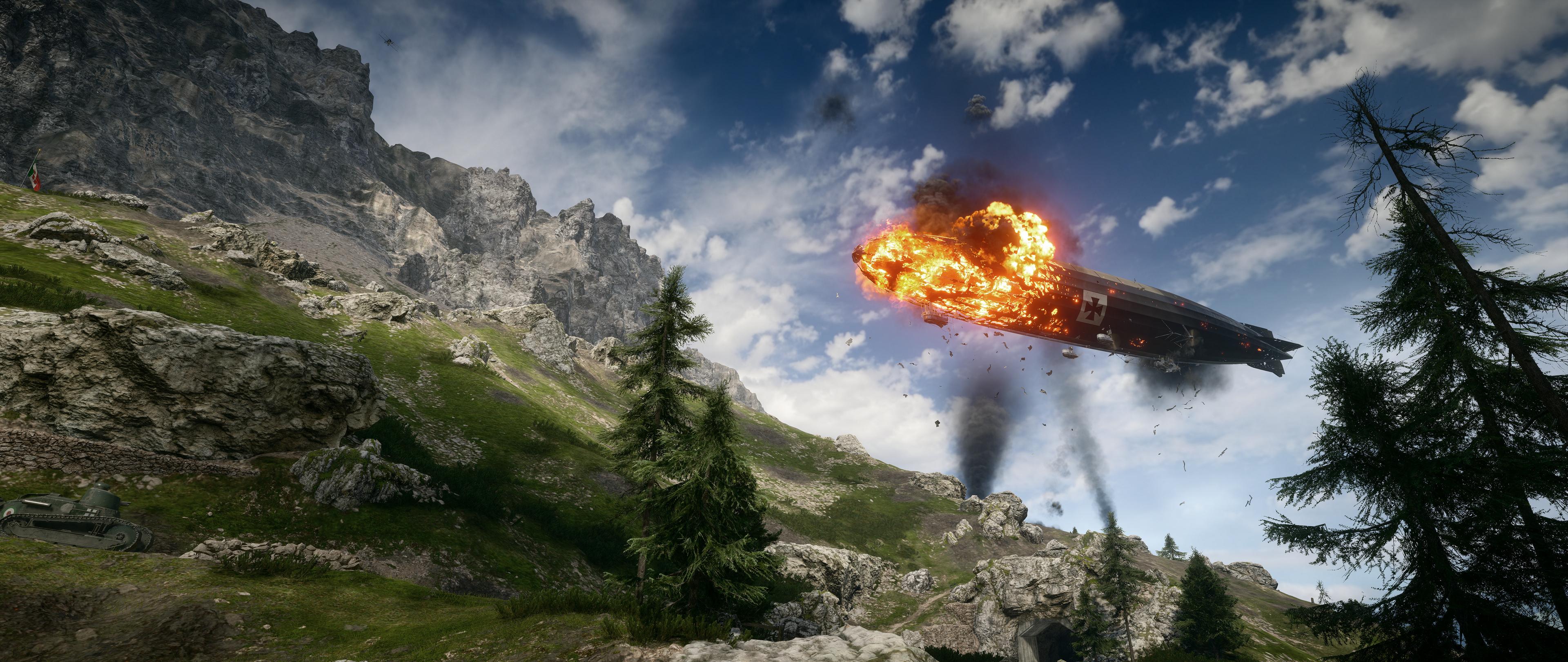 Krásné obrázky z Battlefieldu 1 132294