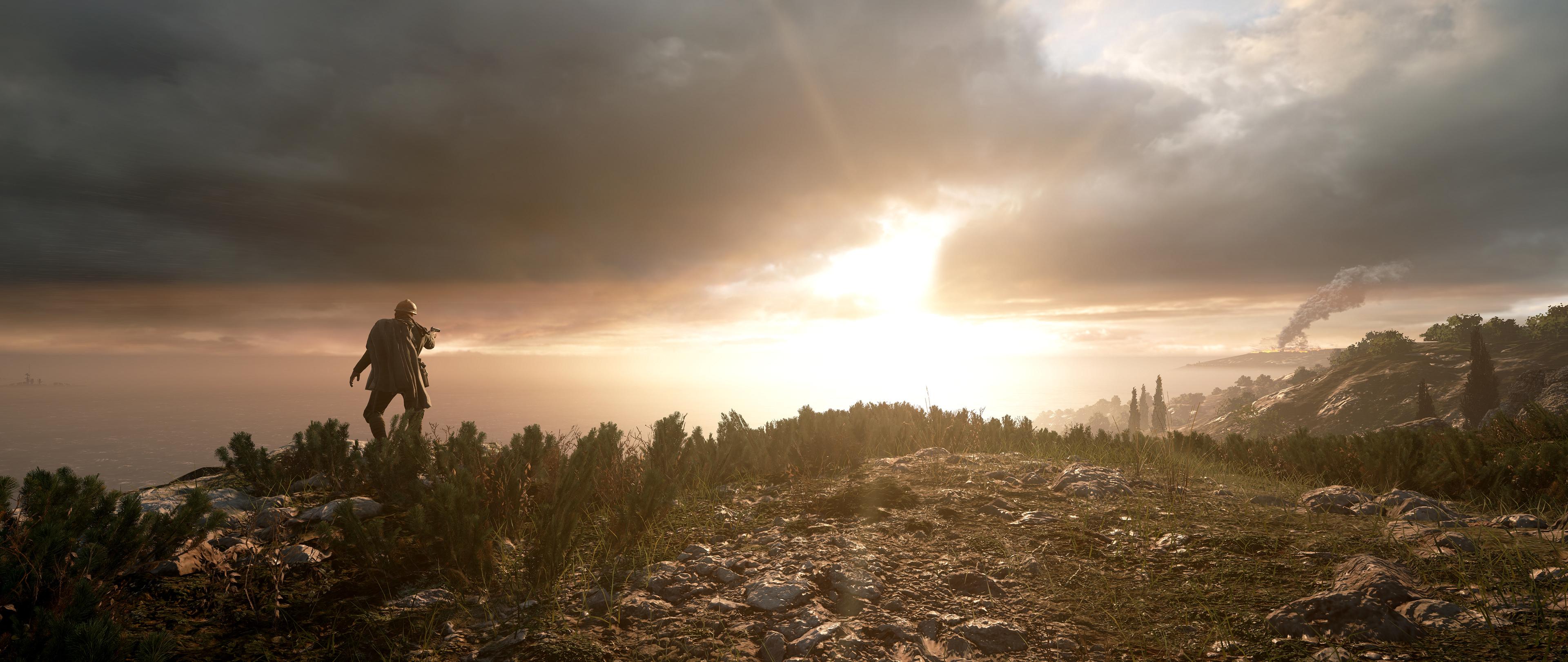 Krásné obrázky z Battlefieldu 1 132297