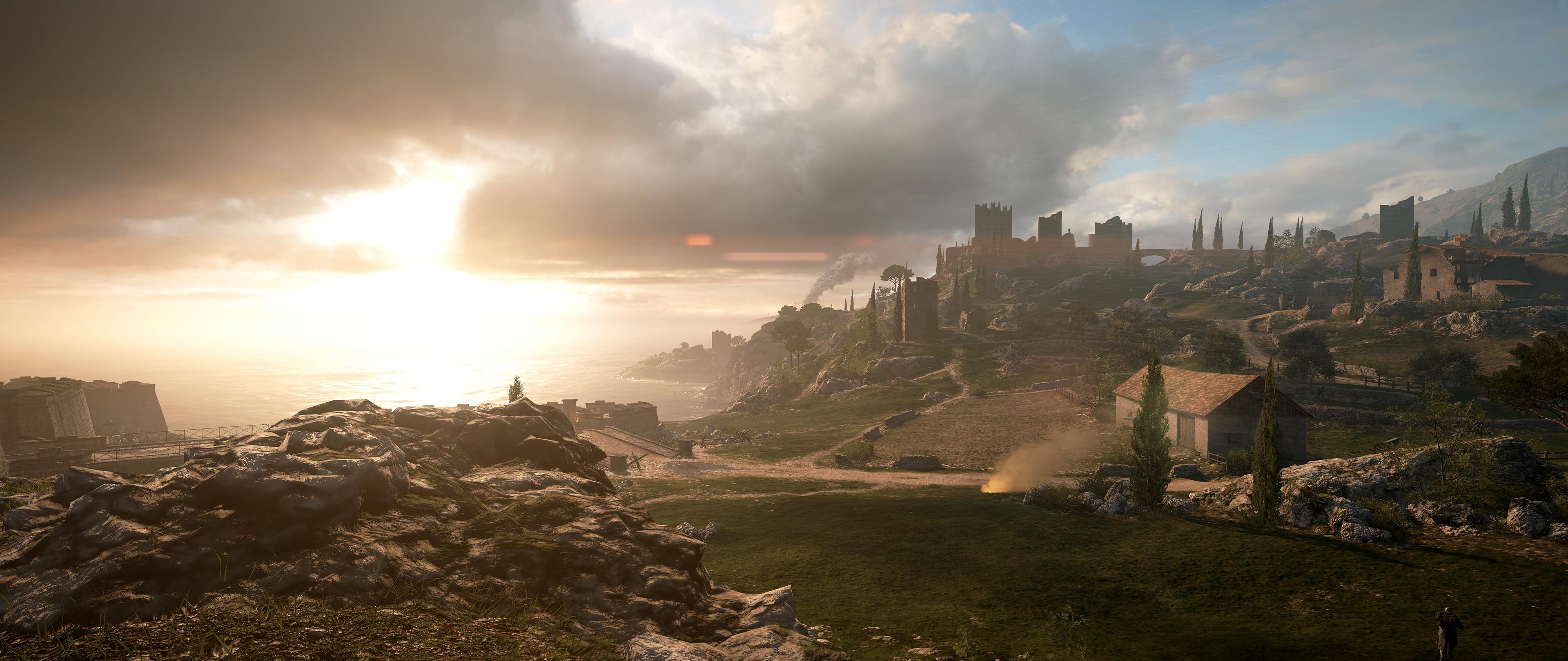 Krásné obrázky z Battlefieldu 1 132302
