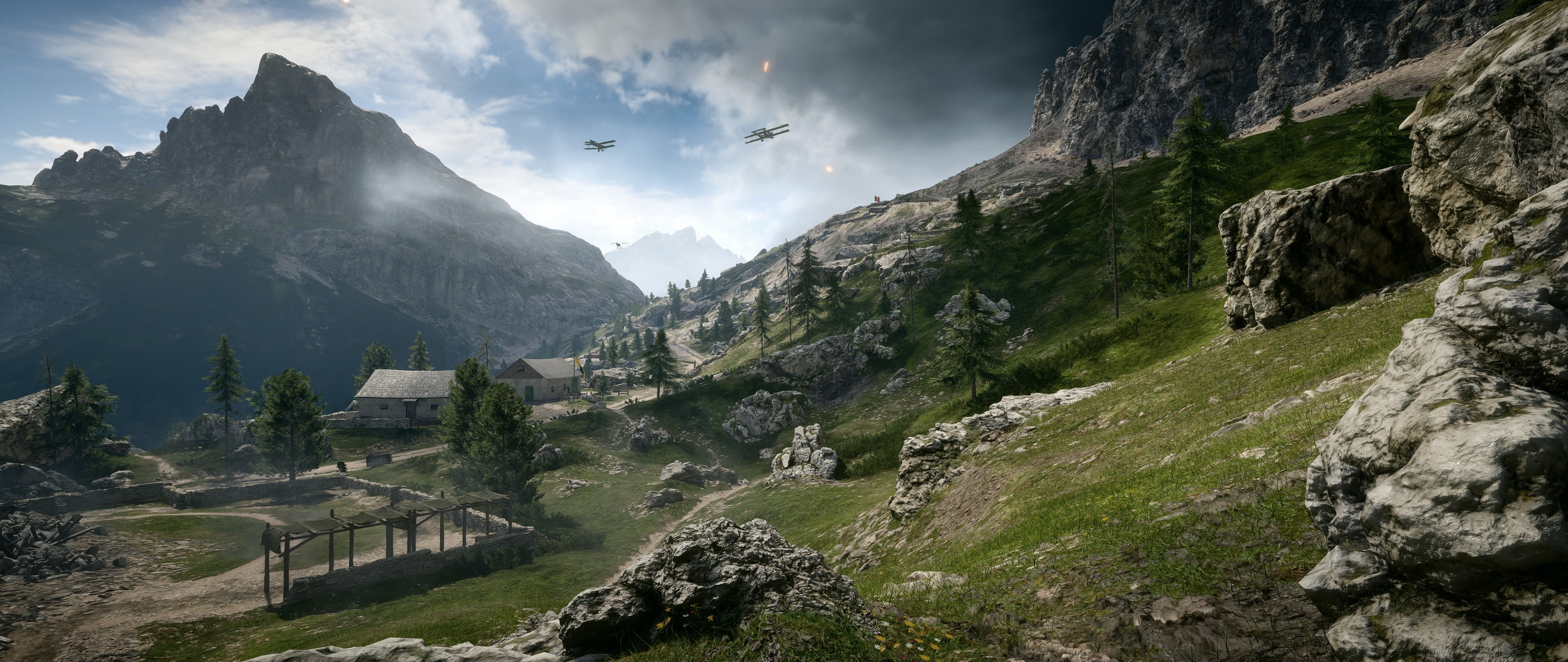 Krásné obrázky z Battlefieldu 1 132304