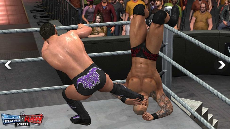 GC: Datum vydání Smackdown vs. Raw 2011 odhaleno + galerie 13236