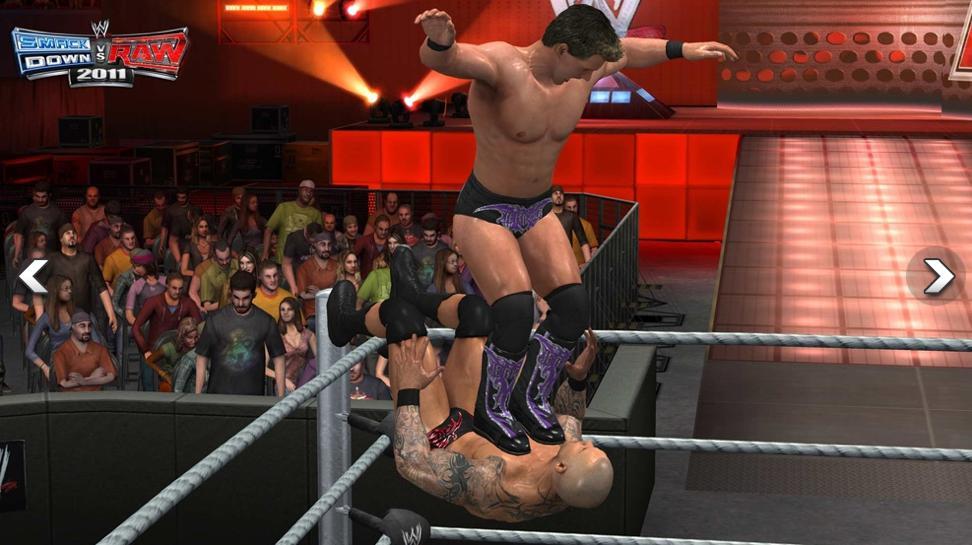 GC: Datum vydání Smackdown vs. Raw 2011 odhaleno + galerie 13238
