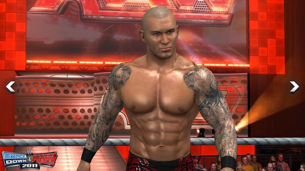 GC: Datum vydání Smackdown vs. Raw 2011 odhaleno + galerie 13239