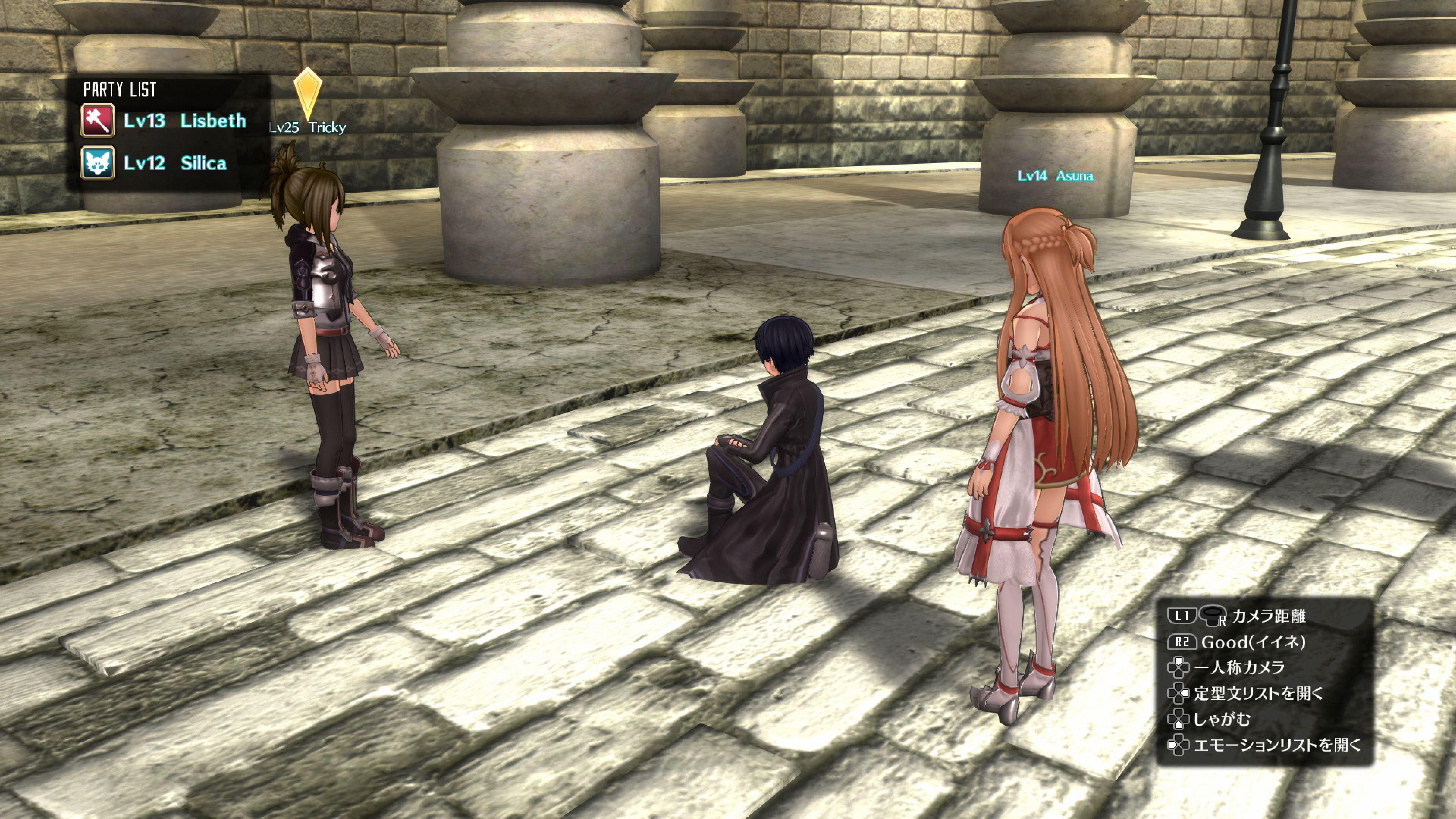Sword Art Online: Hollow Realization zabere 30 až 100 hodin vašeho času 132396