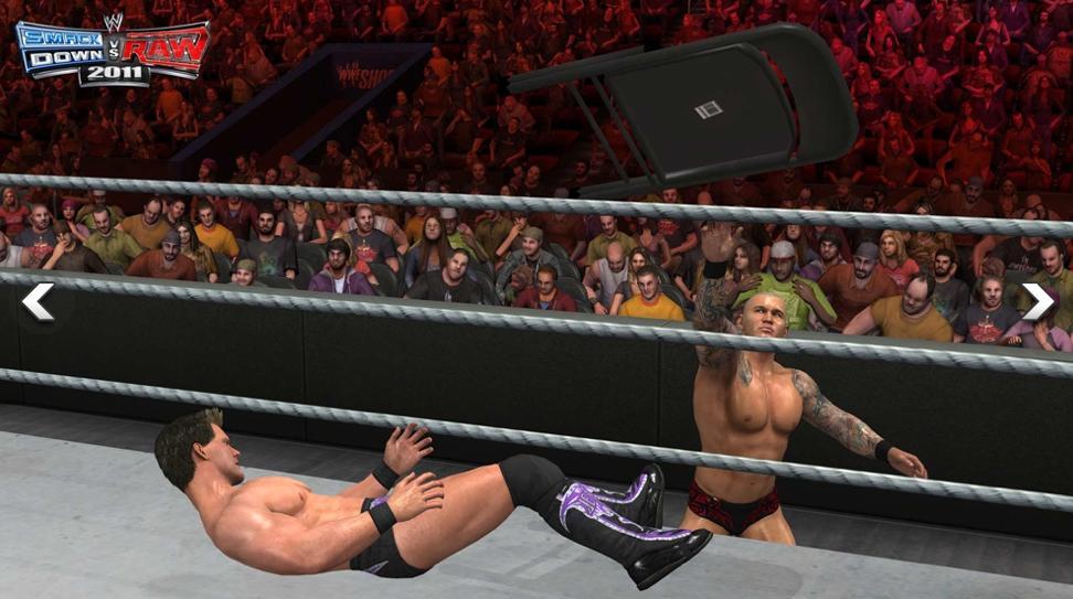 GC: Datum vydání Smackdown vs. Raw 2011 odhaleno + galerie 13240