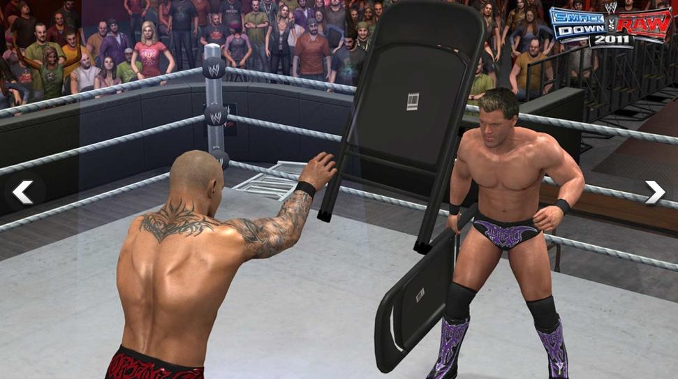 GC: Datum vydání Smackdown vs. Raw 2011 odhaleno + galerie 13241