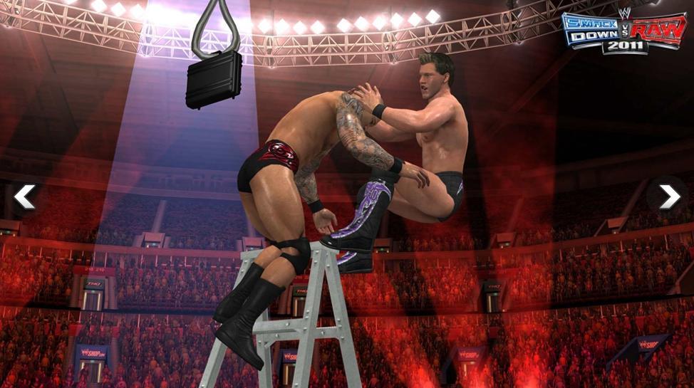 GC: Datum vydání Smackdown vs. Raw 2011 odhaleno + galerie 13242