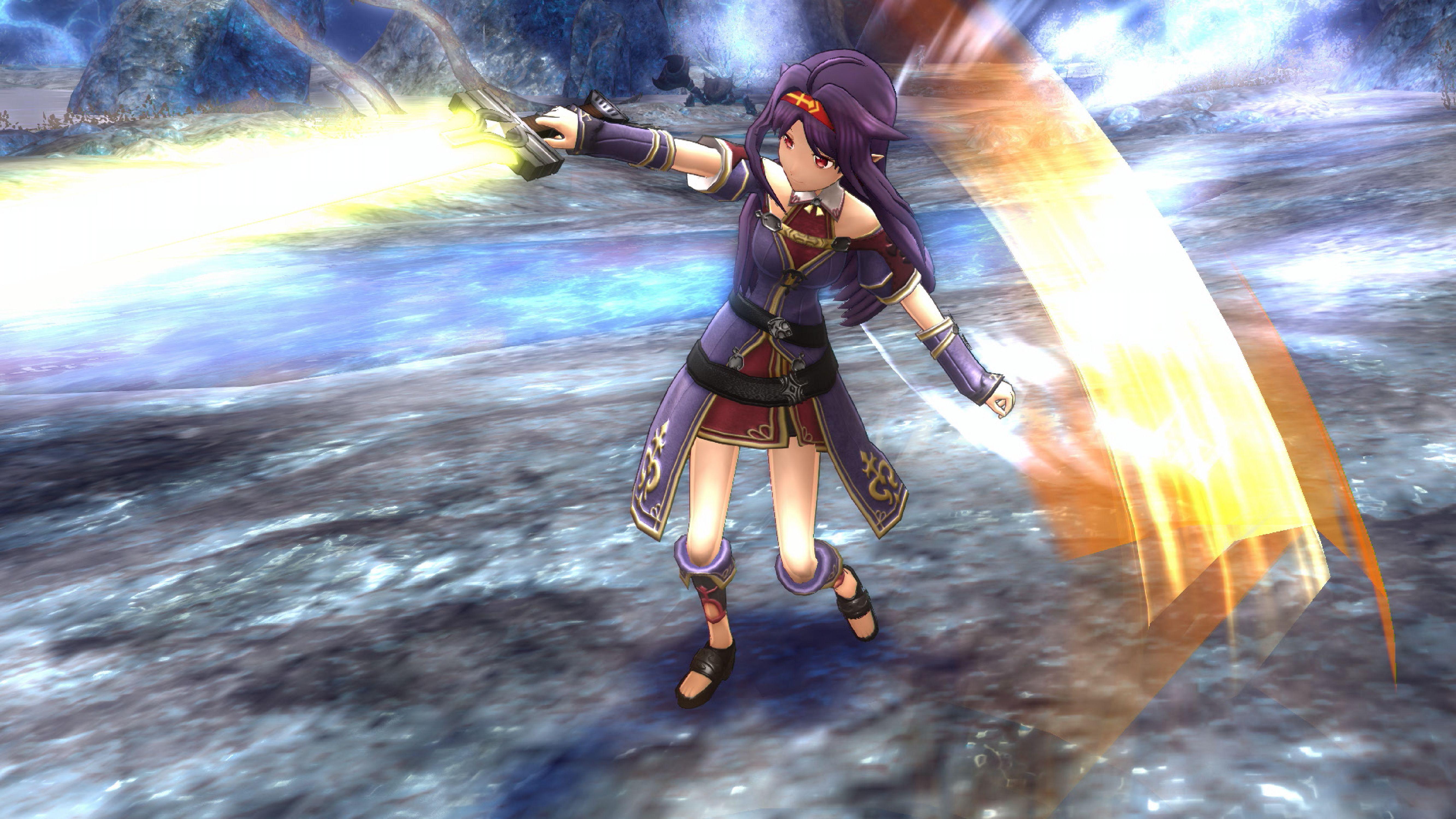 Sword Art Online: Hollow Realization zabere 30 až 100 hodin vašeho času 132429