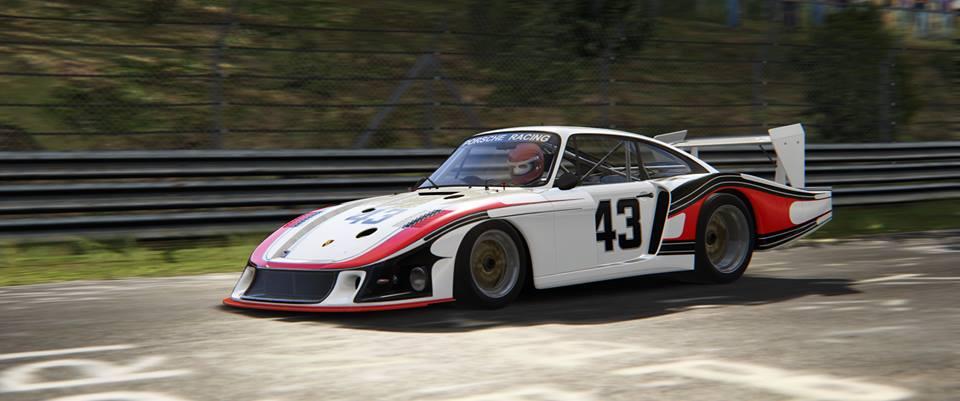 Do závodů Assetto Corsa přijedou vozy značky Porsche 132519