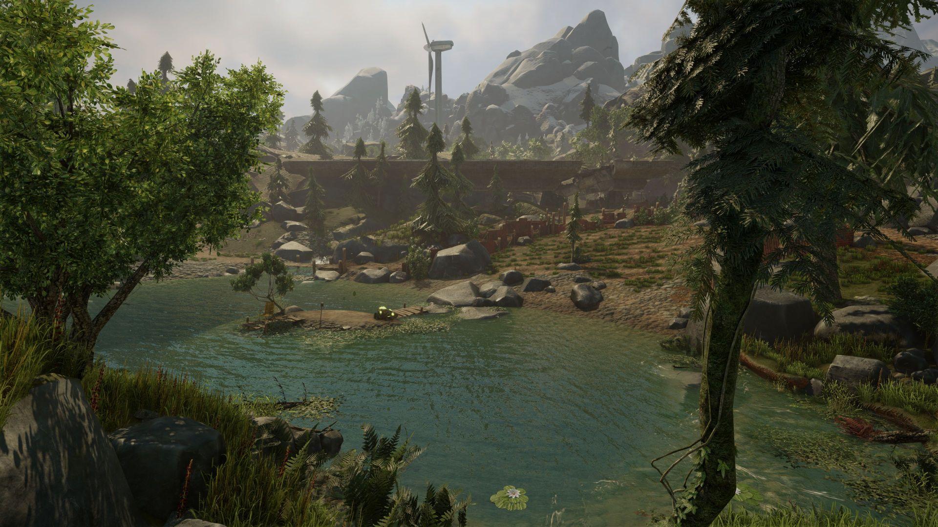 Nové obrázky z RPG Elex od Piranha Bytes 132528