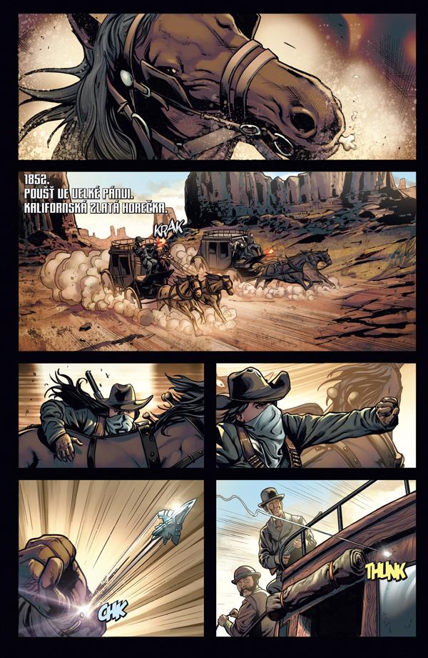 Assassin's Creed: Zkouška ohněm - asasíni mezi čarodějnicemi 132541