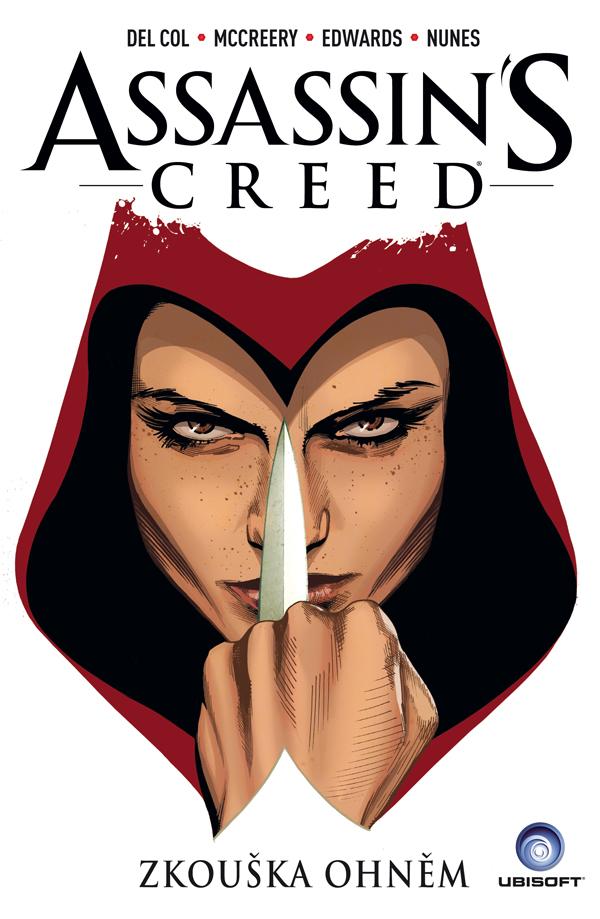 Assassin's Creed: Zkouška ohněm - asasíni mezi čarodějnicemi 132542