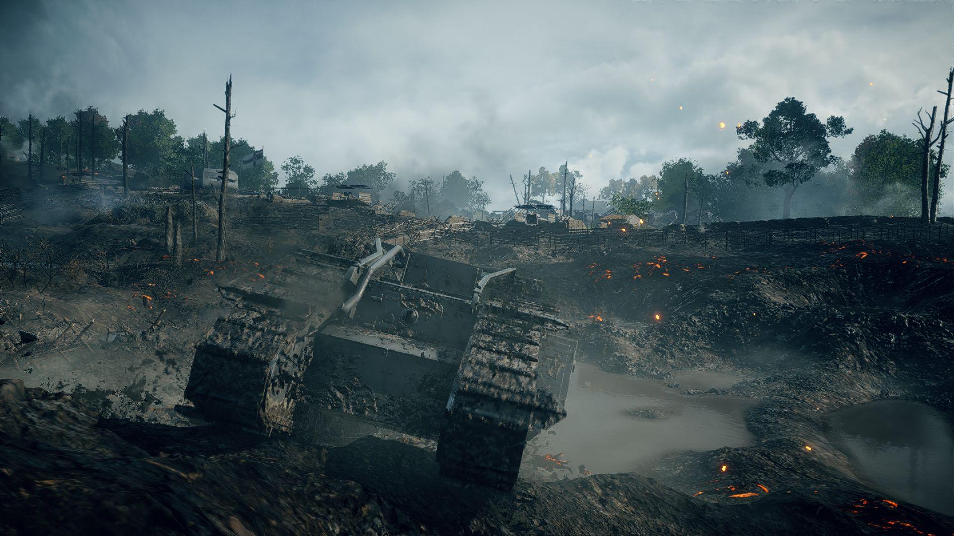 Battlefield 1 – stará válka v nových barvách 132586