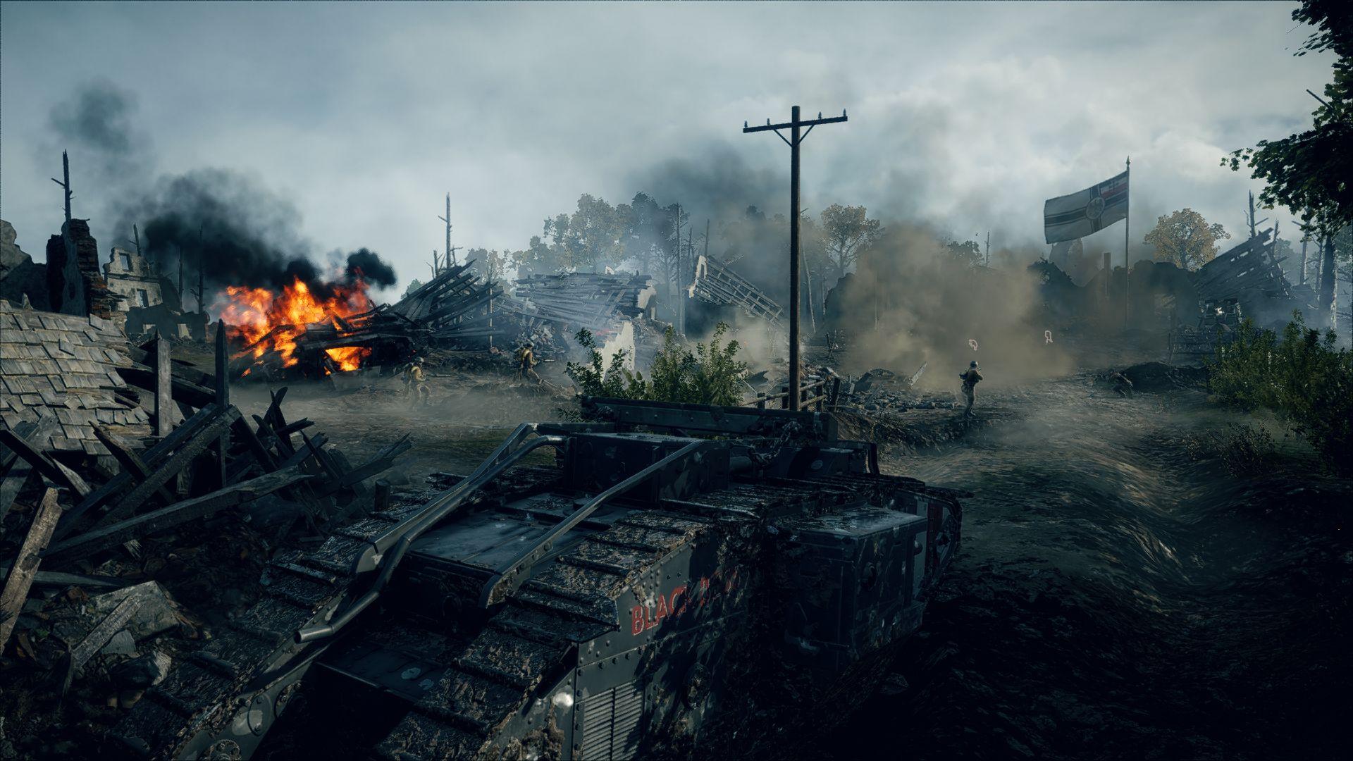 Battlefield 1 – stará válka v nových barvách 132587