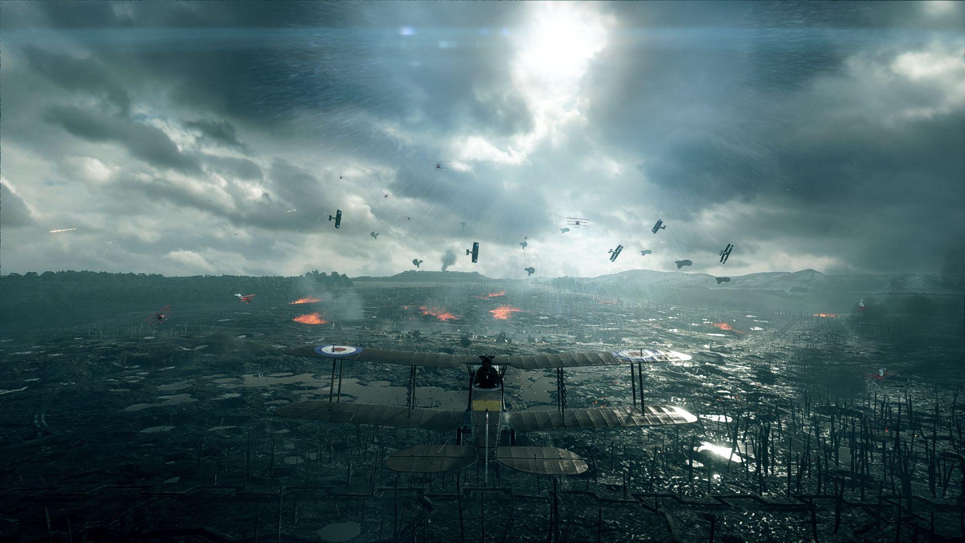 Battlefield 1 – stará válka v nových barvách 132599