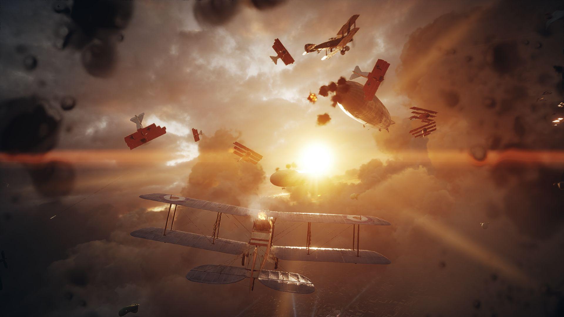 Battlefield 1 – stará válka v nových barvách 132600