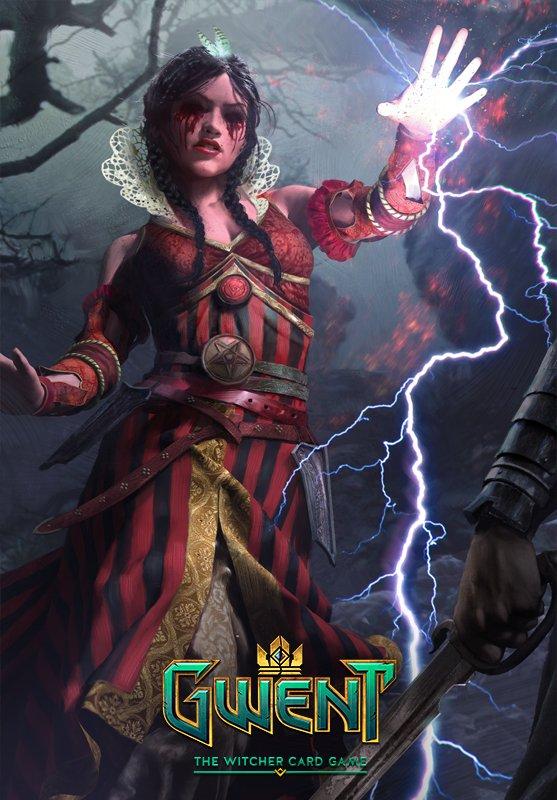 Tvůrci Gwent: The Witcher Card Game ukazují další karty 132665