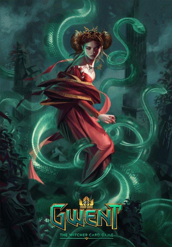 Tvůrci Gwent: The Witcher Card Game ukazují další karty 132666
