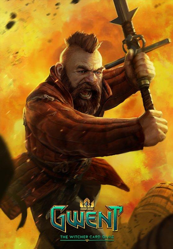 Tvůrci Gwent: The Witcher Card Game ukazují další karty 132675