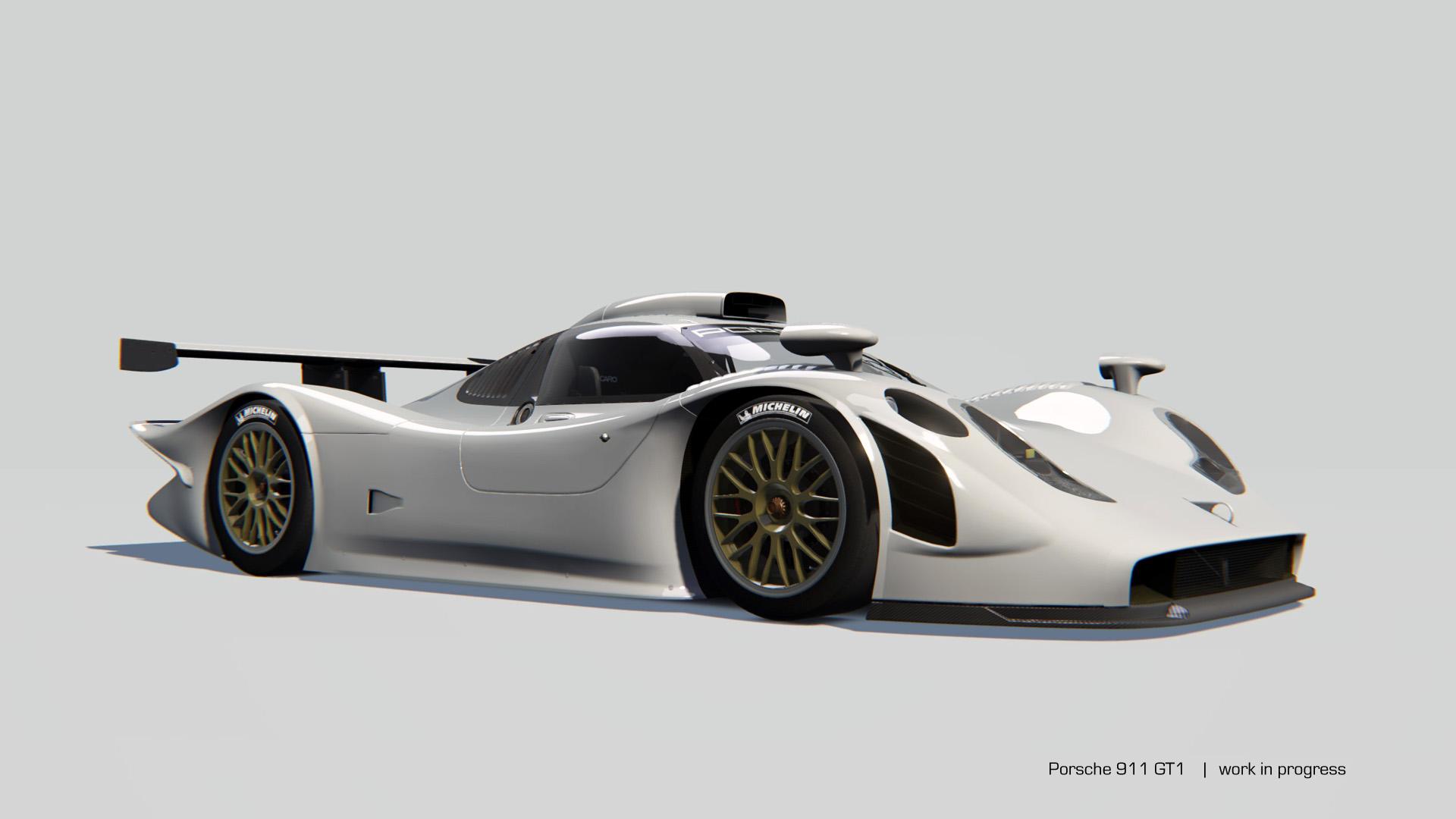 Tři DLC přidají vozy Porsche do Assetto Corsa 132680