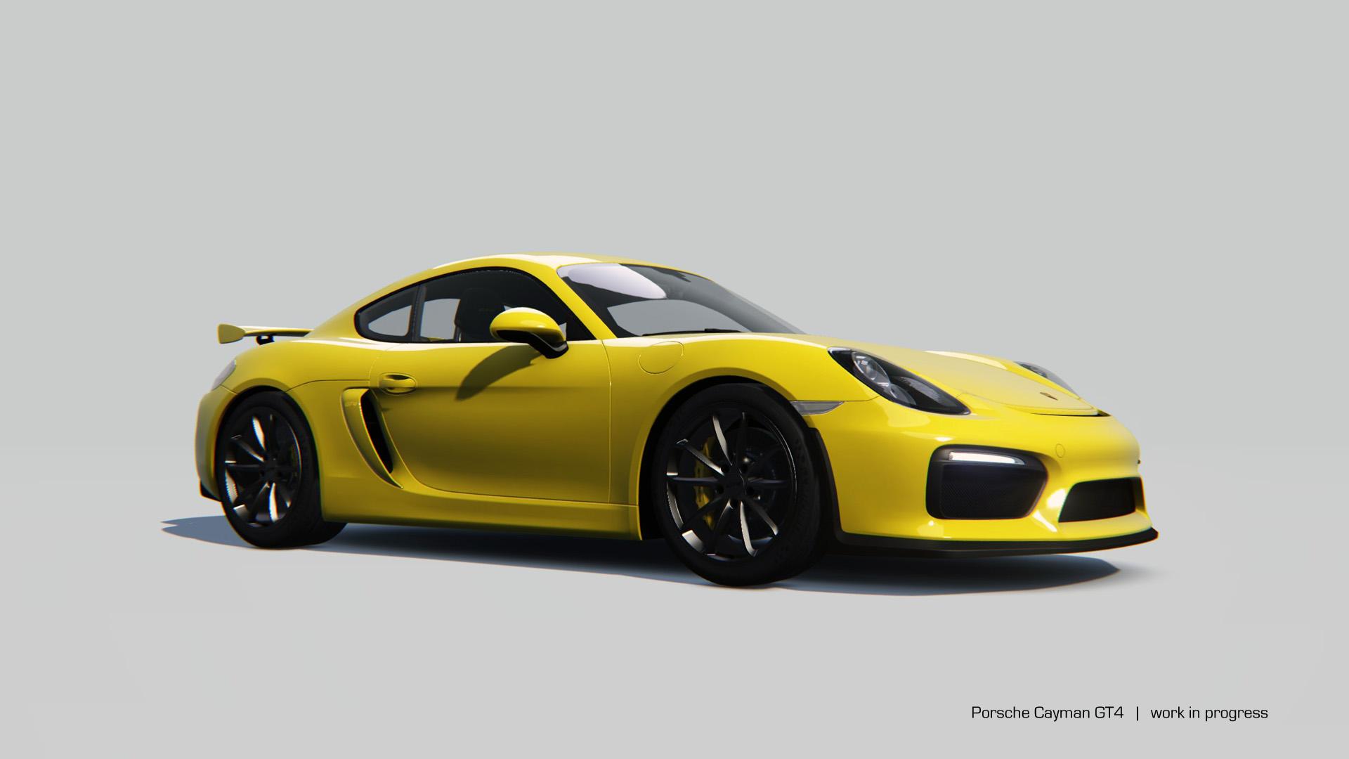 Tři DLC přidají vozy Porsche do Assetto Corsa 132683