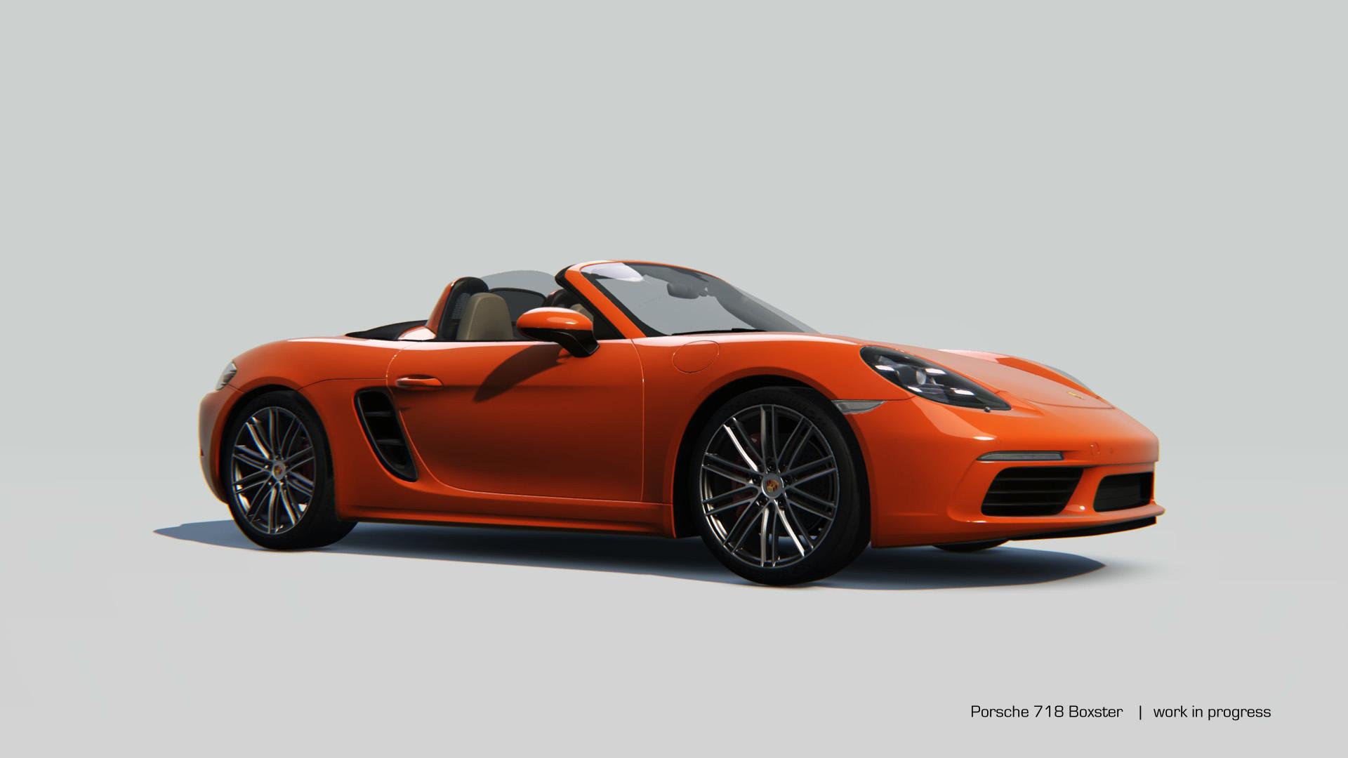 Tři DLC přidají vozy Porsche do Assetto Corsa 132684