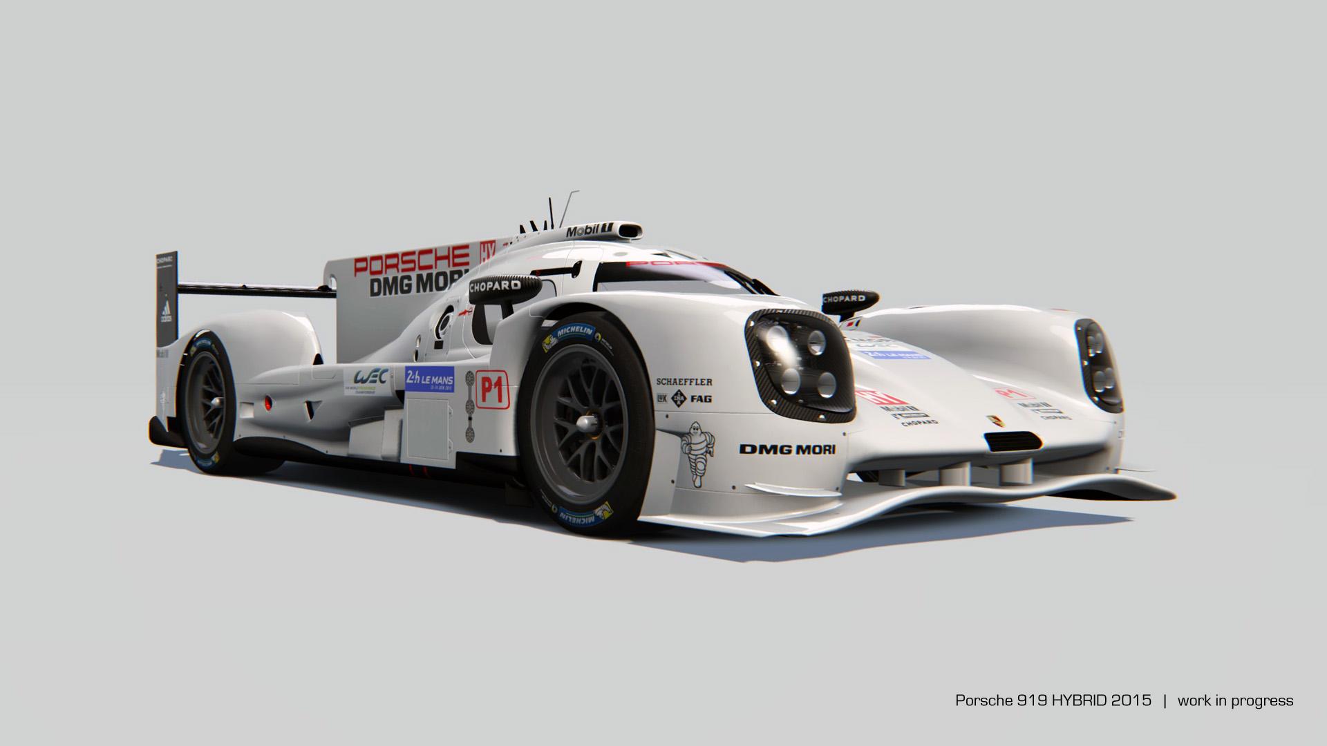 Tři DLC přidají vozy Porsche do Assetto Corsa 132685