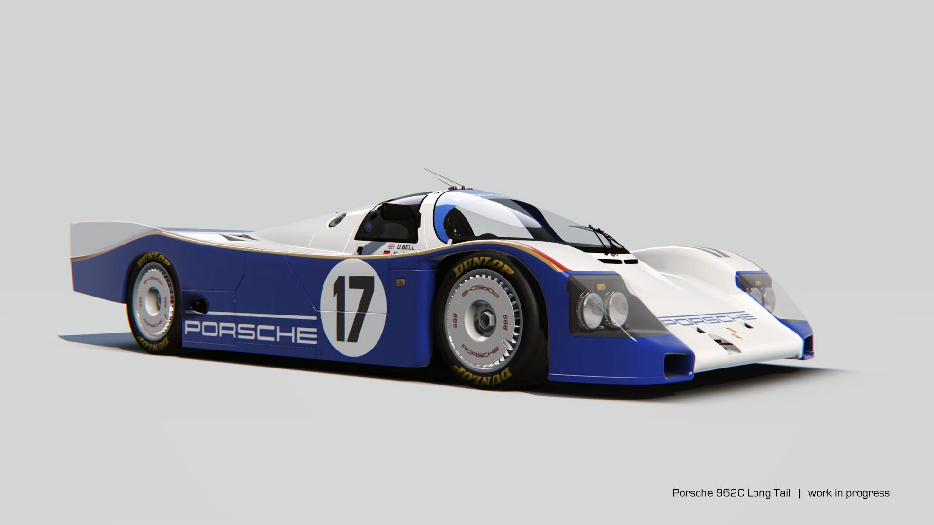 Tři DLC přidají vozy Porsche do Assetto Corsa 132686