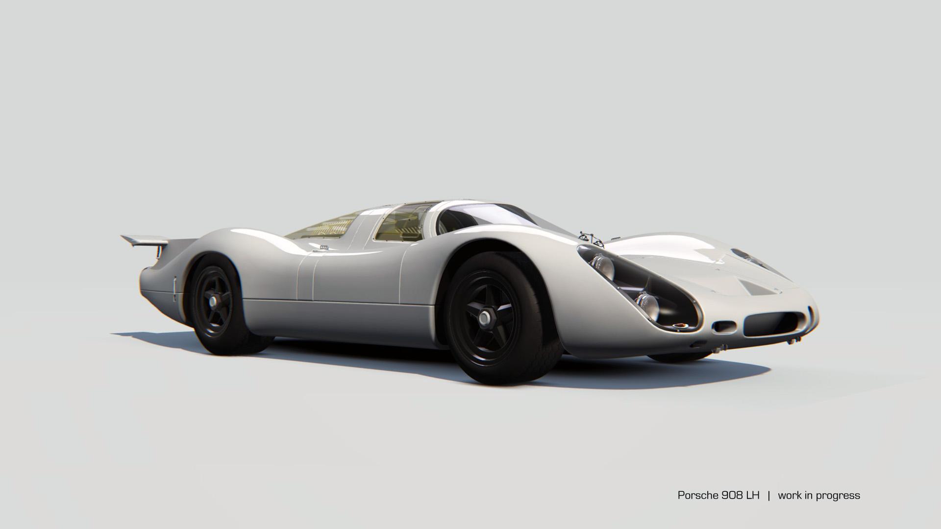 Tři DLC přidají vozy Porsche do Assetto Corsa 132687
