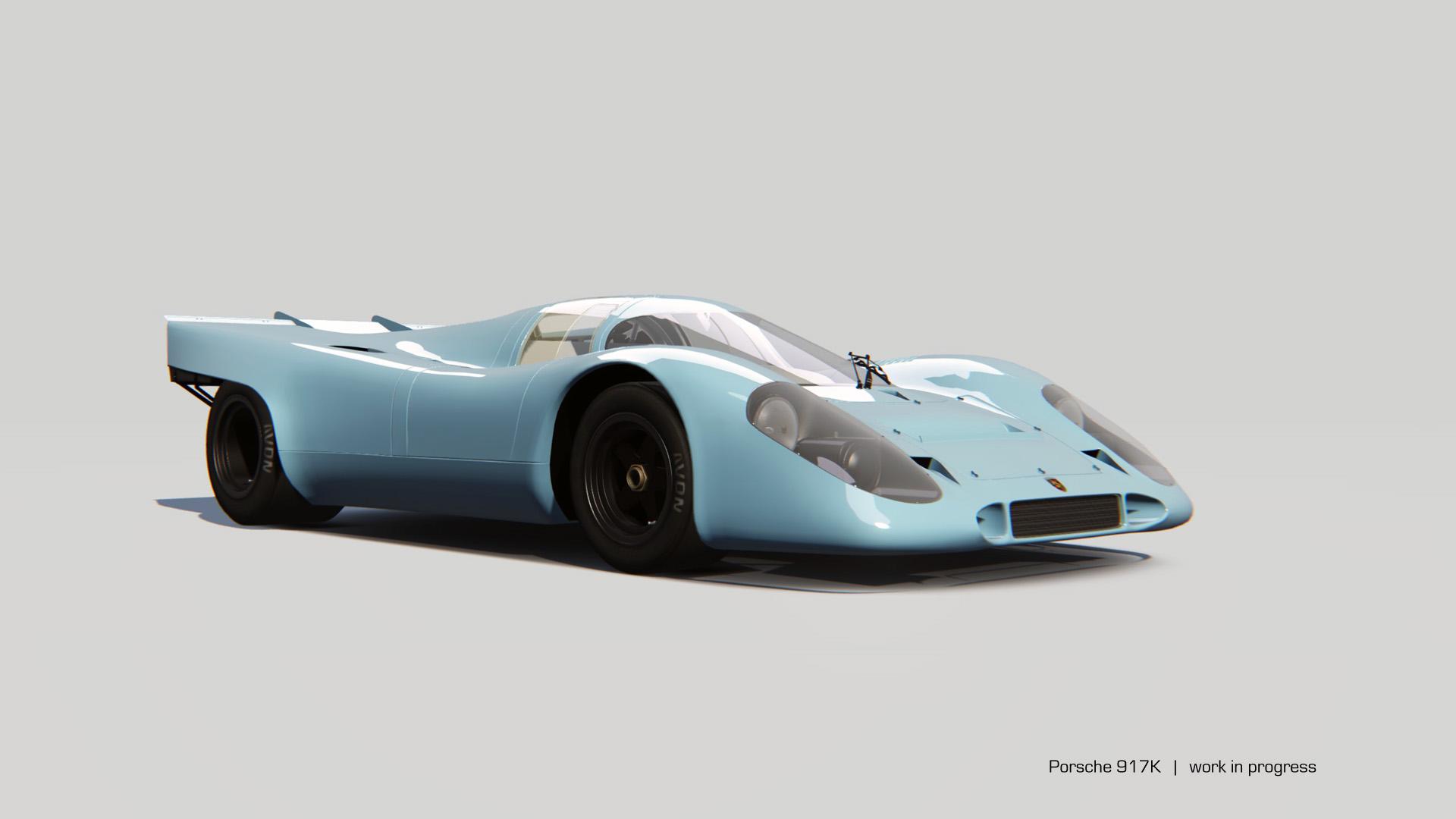 Tři DLC přidají vozy Porsche do Assetto Corsa 132688