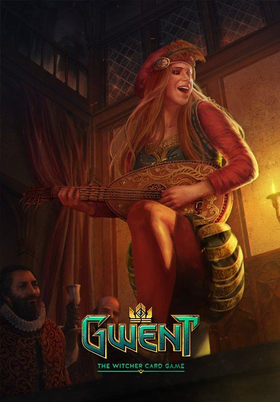 Tvůrci Gwent: The Witcher Card Game ukazují další karty 132697