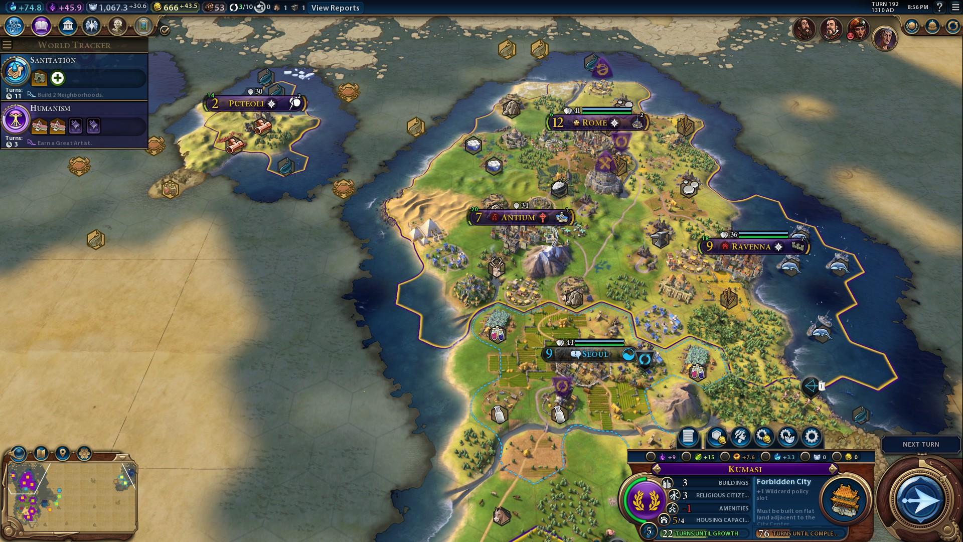Civilization VI – inovacemi k vítězství 132709