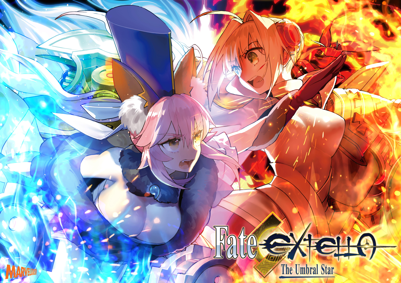 Fate/Extella už za pár měsíců 132736