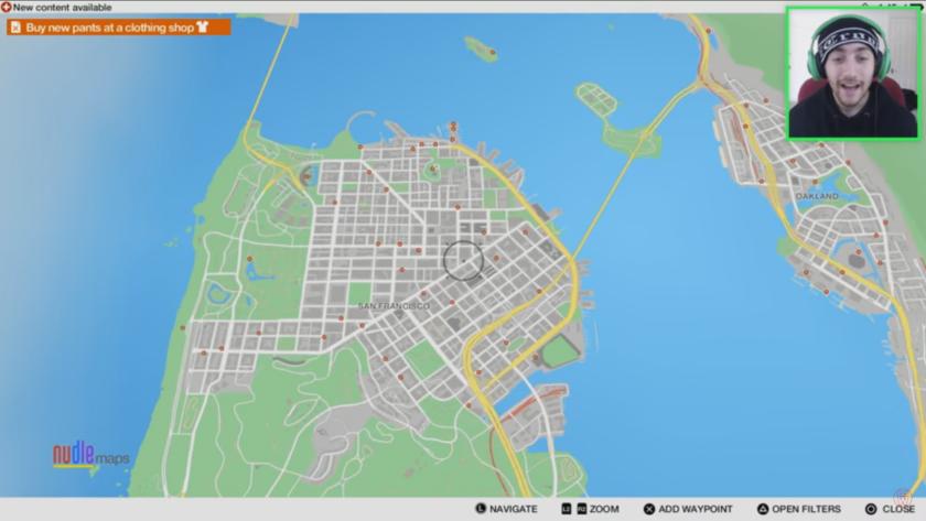 Odhalena mapa Watch Dogs 2 132745