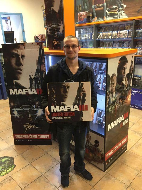 Gramofon Mafie 3 našel nový domov 132788