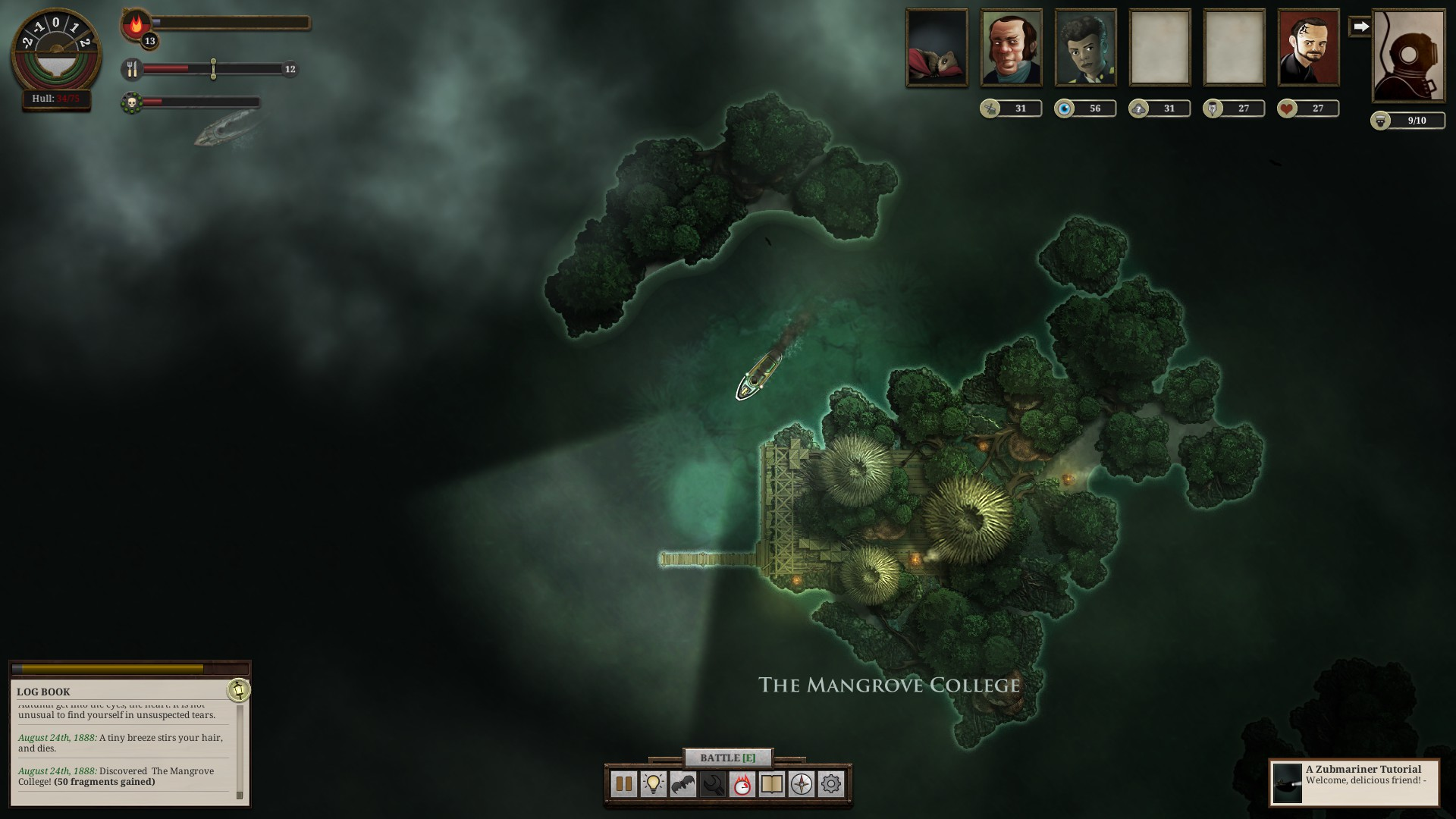Sunless Sea – vy a moře 132802