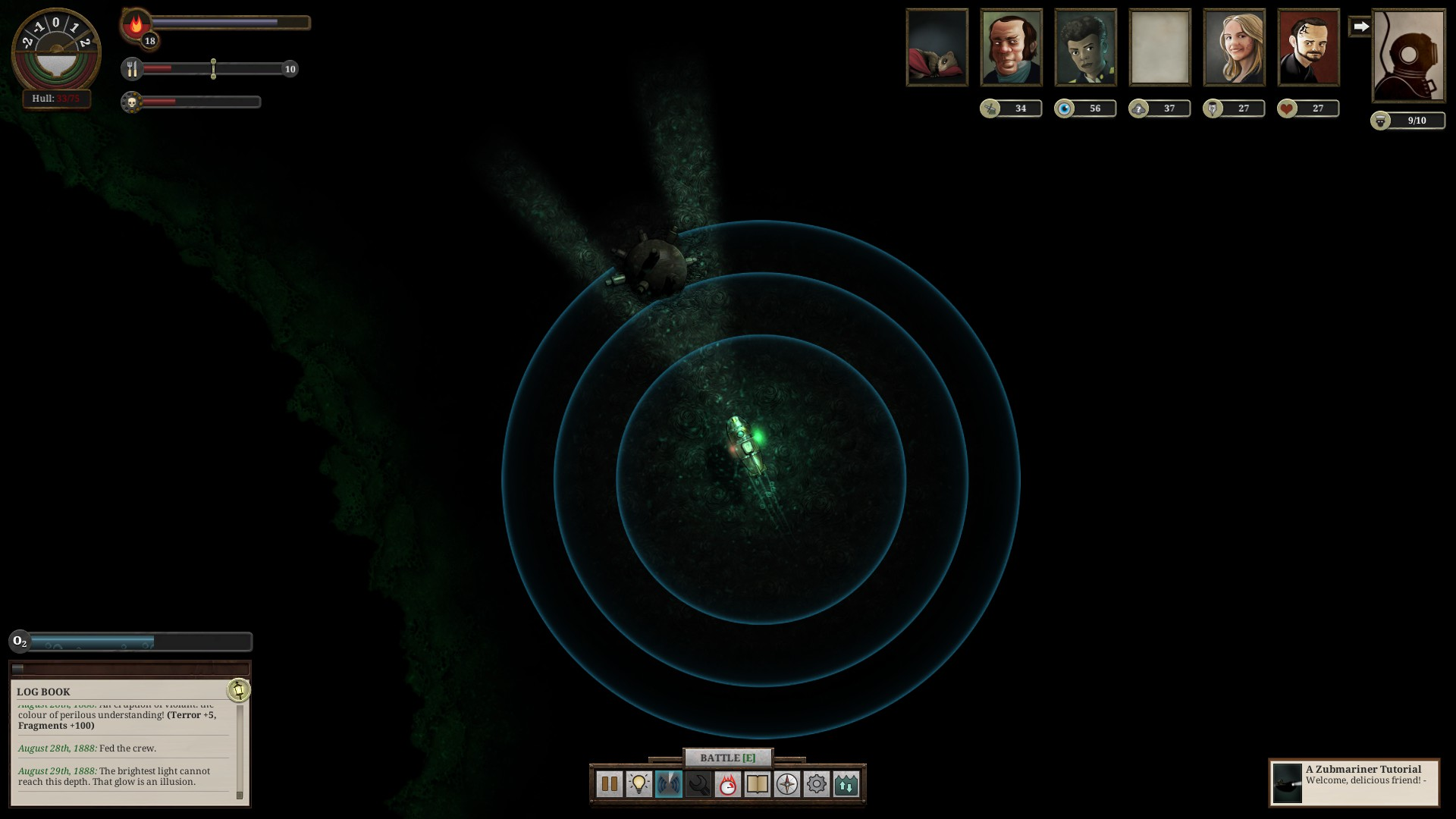 Sunless Sea – vy a moře 132804