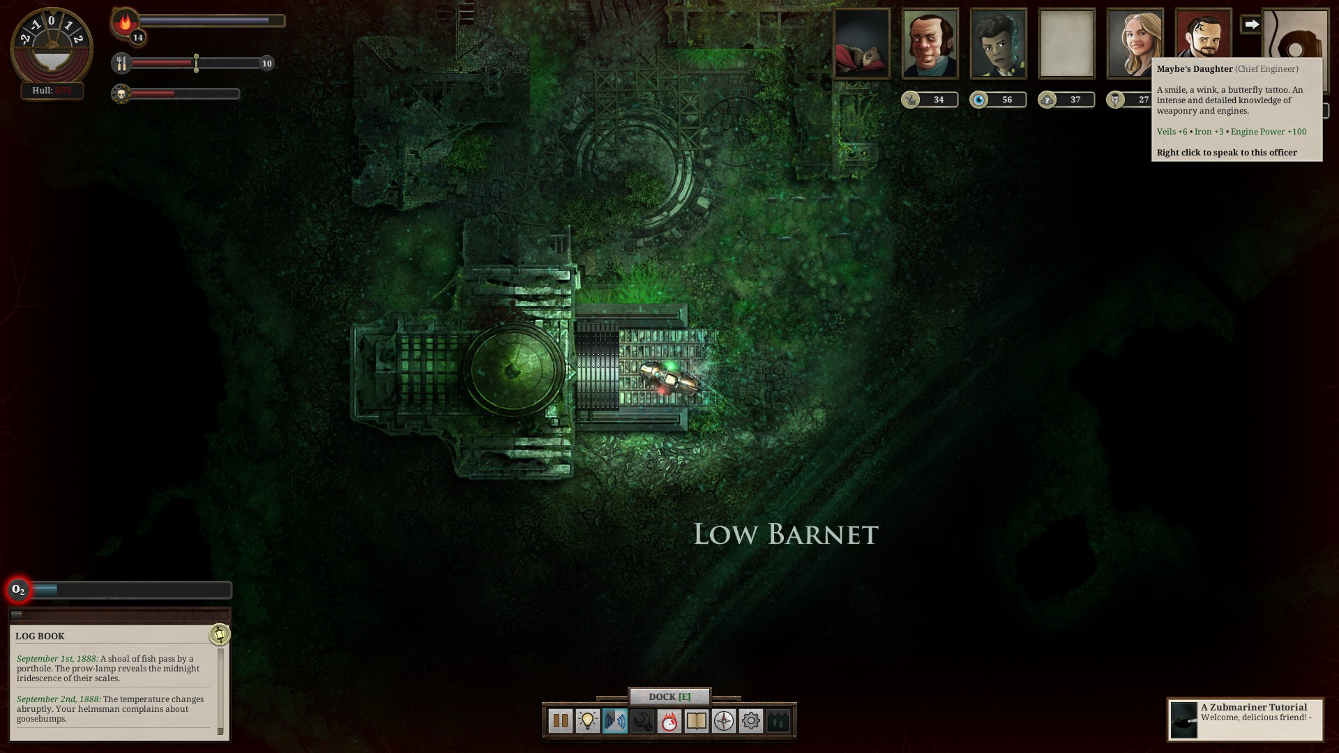 Sunless Sea – vy a moře 132805
