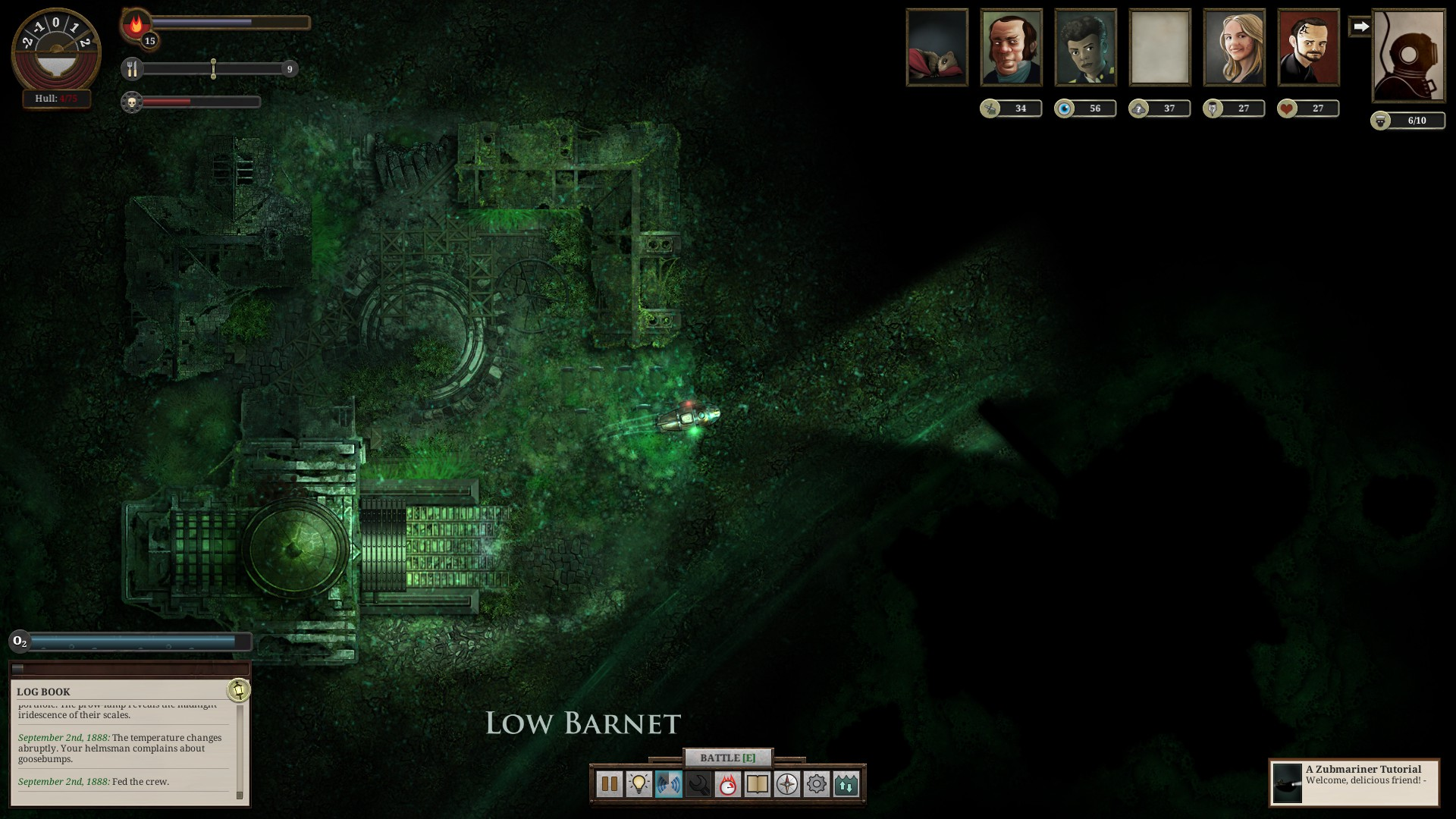 Sunless Sea – vy a moře 132806