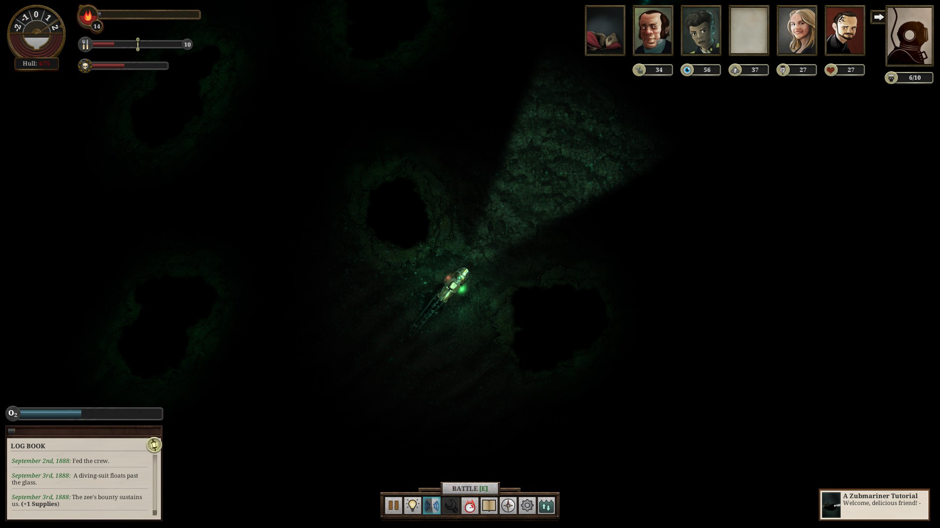 Sunless Sea – vy a moře 132807
