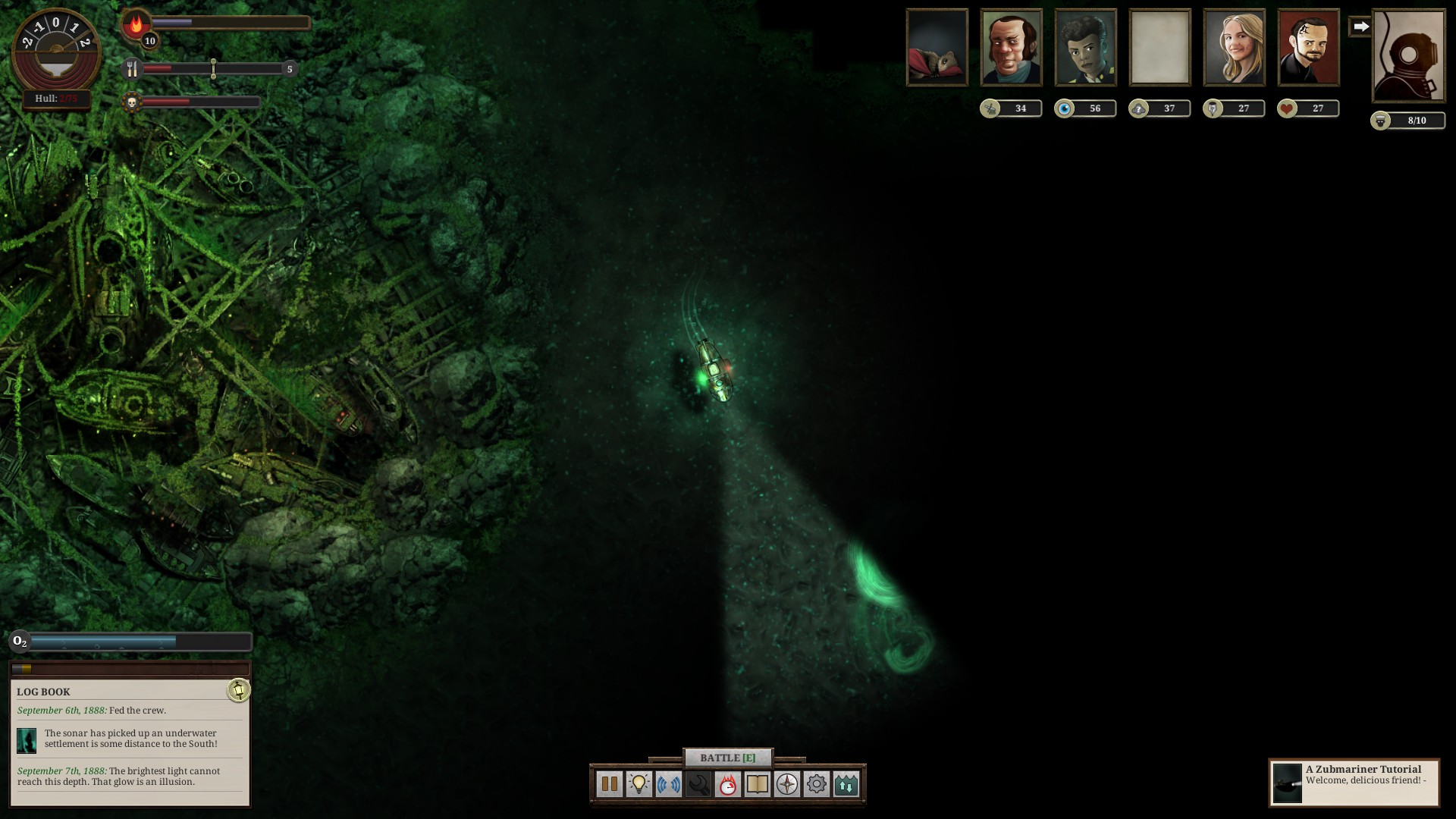 Sunless Sea – vy a moře 132808