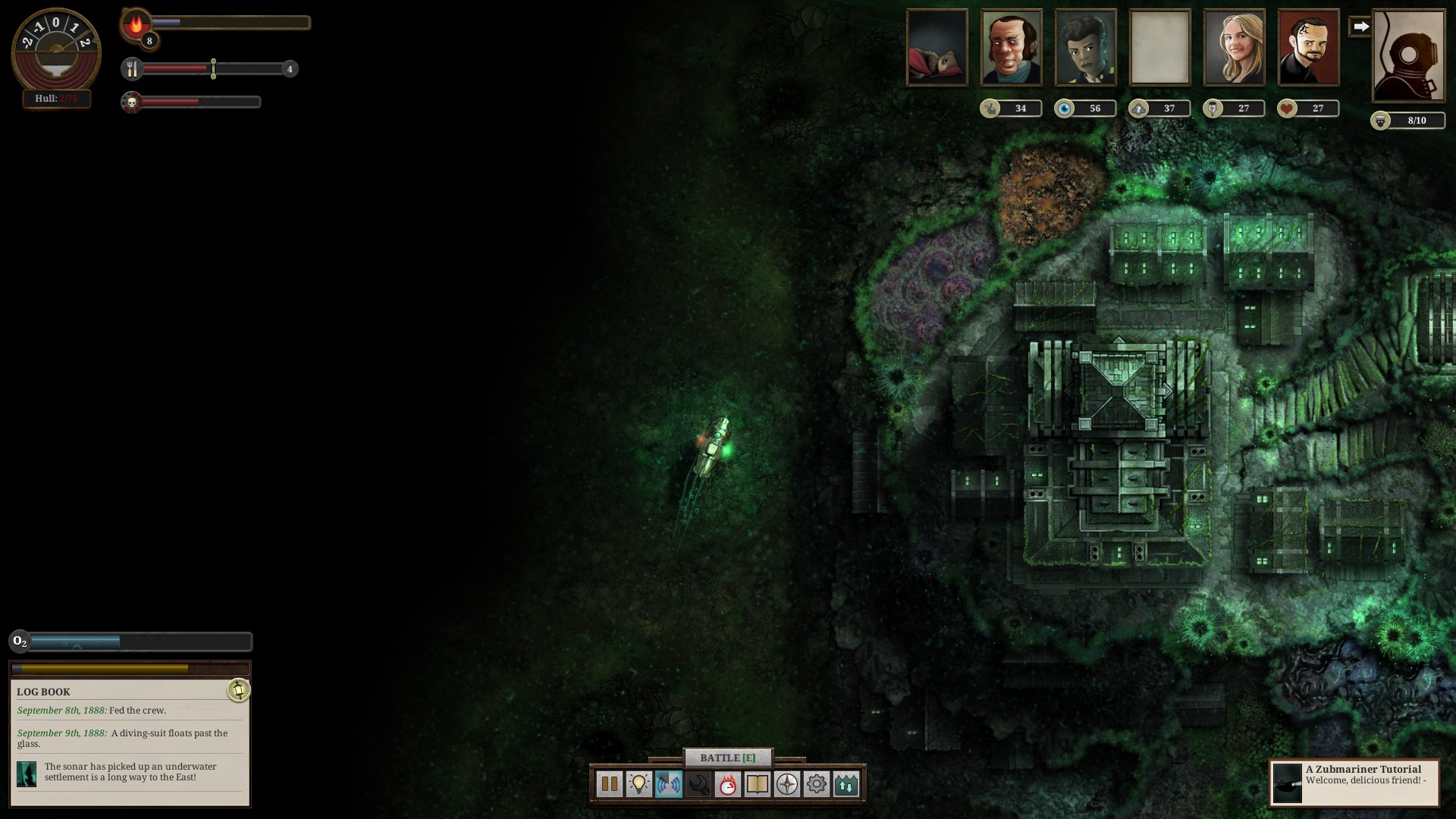 Sunless Sea – vy a moře 132809