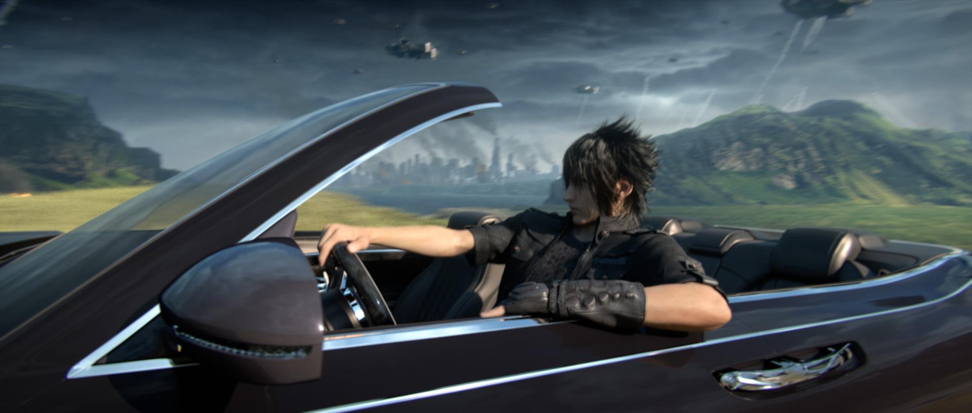 Final Fantasy XV hlásí status Gold 132813