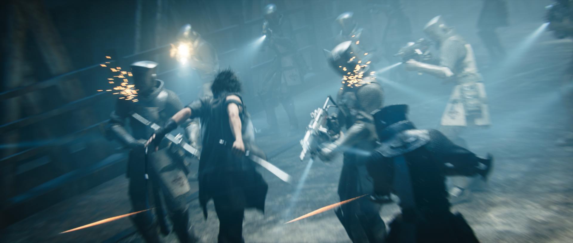 Final Fantasy XV hlásí status Gold 132822