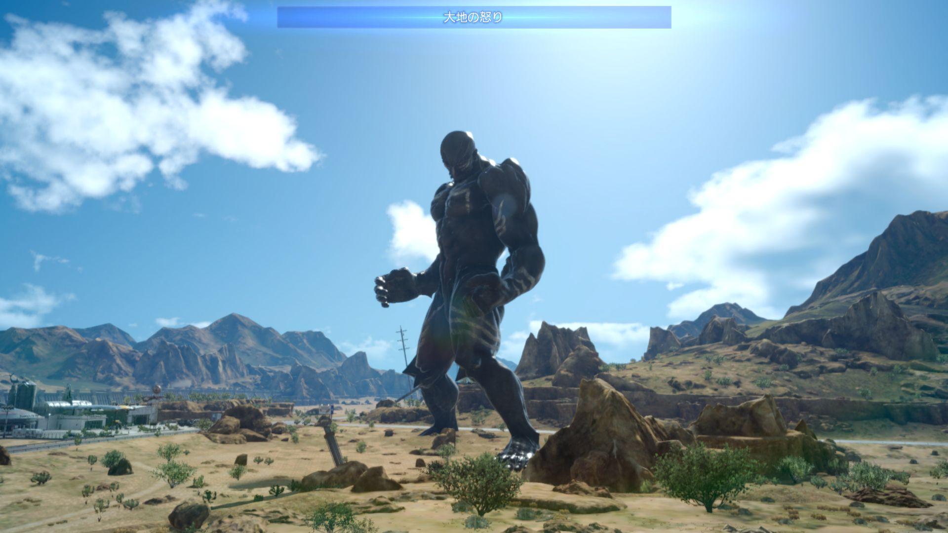 Final Fantasy XV hlásí status Gold 132847