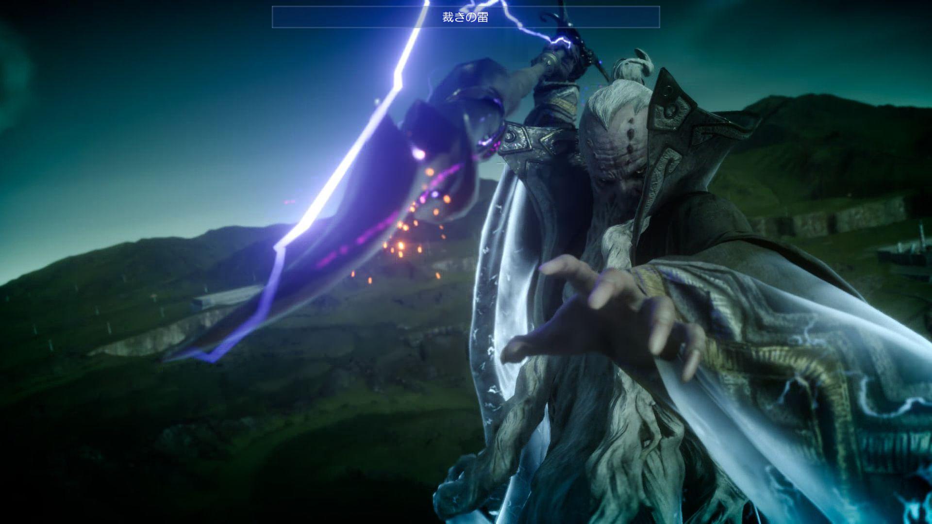 Magie, kouzelné prsteny a démoni ve Final Fantasy XV 132852