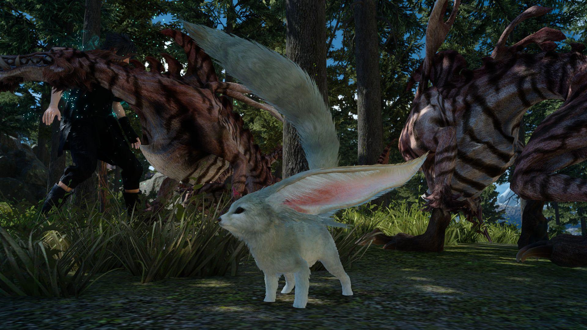 Magie, kouzelné prsteny a démoni ve Final Fantasy XV 132854